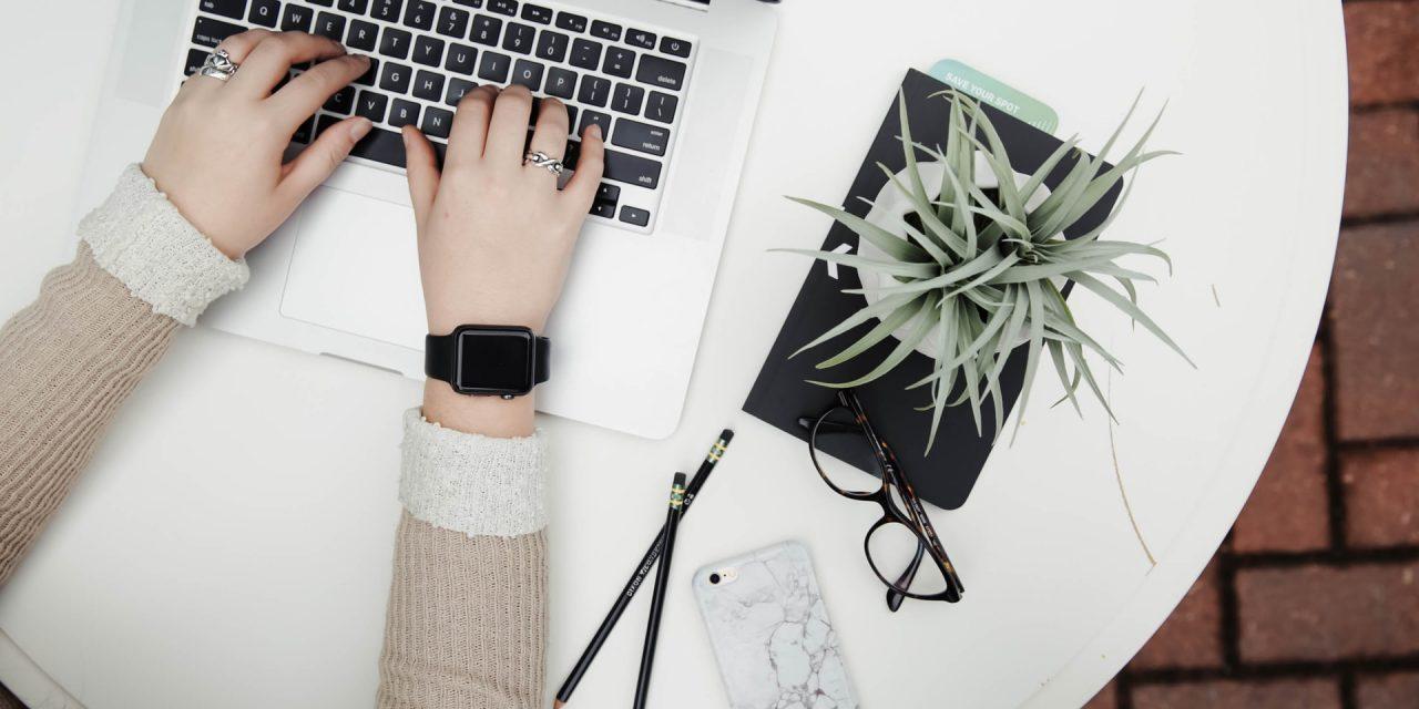 Sådan starter du en blog